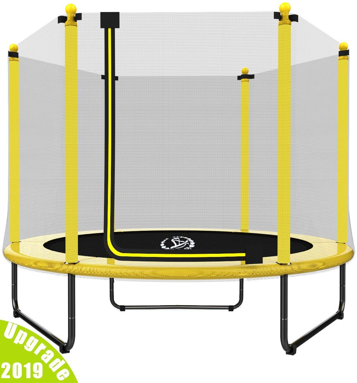 "LANGXUN 60"" Trampoline for Kids"