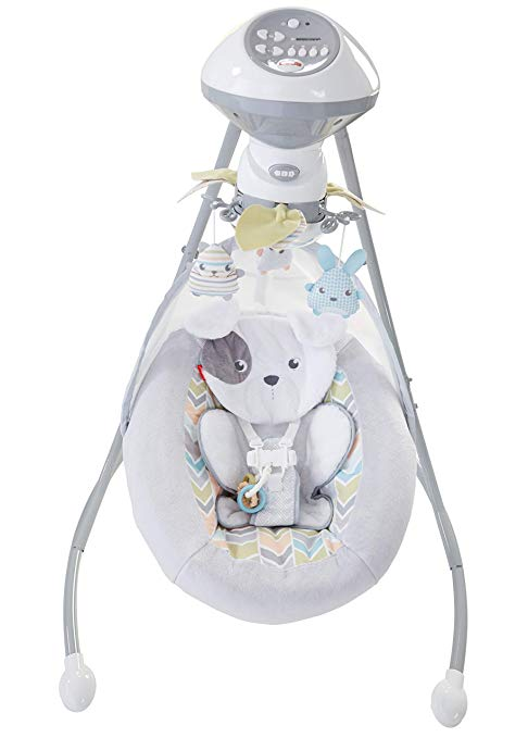 Fisher-Price Sweet Snugapuppy