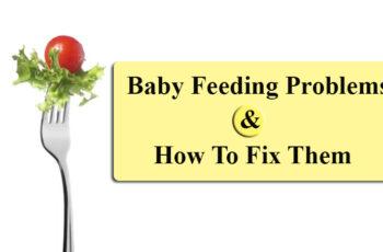 baby feeding problems