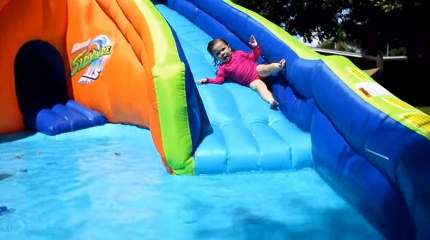 Inflatable Bounce Water Parks