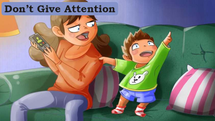 Don't give attention