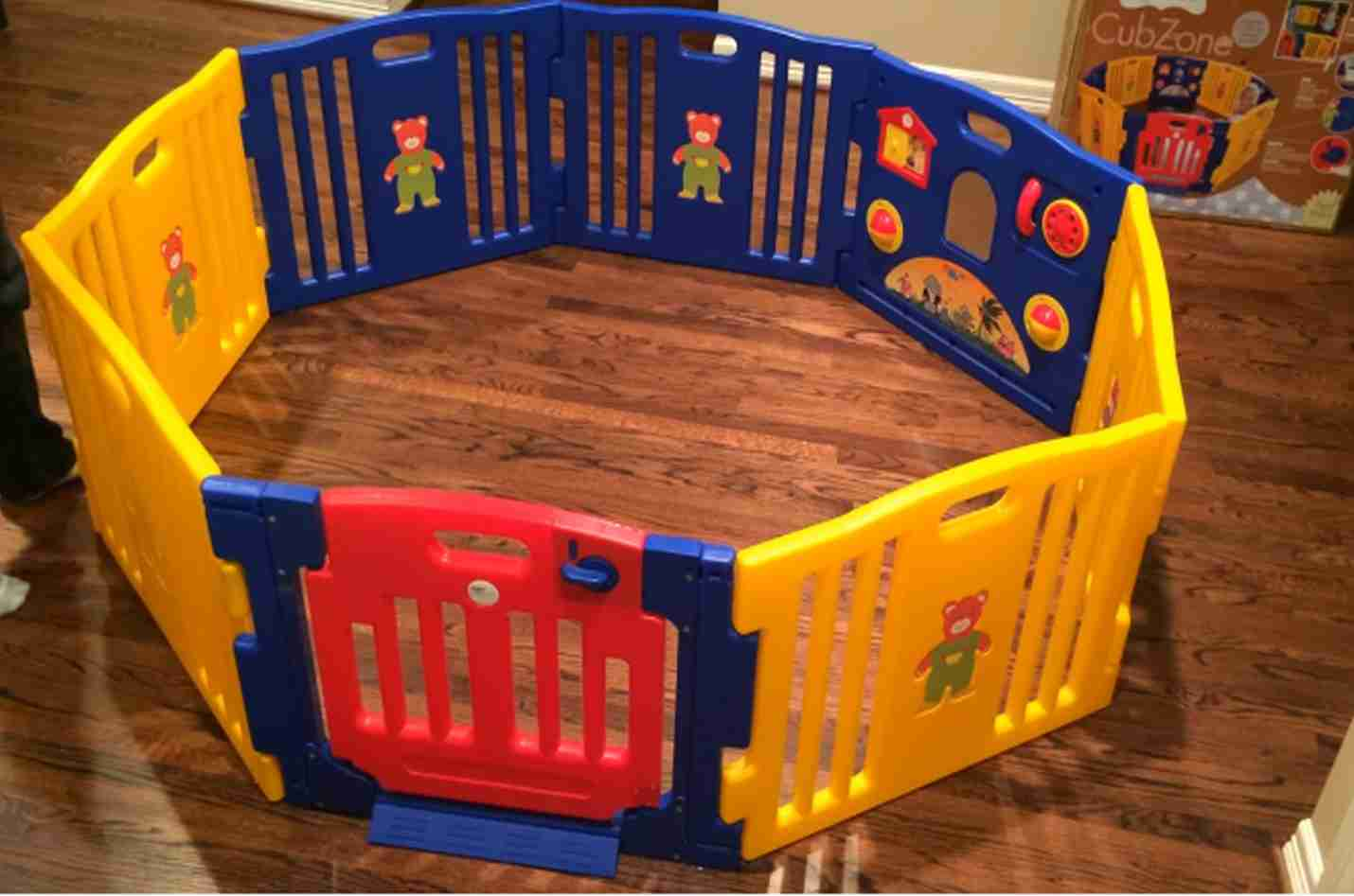 Playpen-for Babys-Security