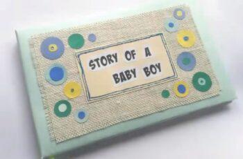 Write a baby memory book